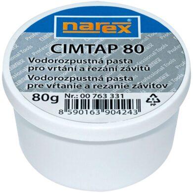 NAREX 00763331 Pasta řezná pro vrtáky CIMTAP 80g                                (7888061)