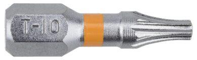 Bit T10x25mm TORX Orange NAREX 65404459(7911621)