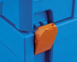 NAREX 66616658 Zámek pro kufr systainer-zámek pro systainer oranžový Narex/Protool/Festool