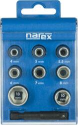 NAREX 00648874 Sada nástrčných hlavic 4-13mm NH-SET-Sada nástrčných hlavic 9dílů