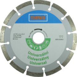 NAREX 00647687 Kotouč diamantový 150 universal-Diamantový řezný kotouč 150mm - universal, Narex