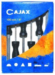 AJAX 286221961031 Sada rašplí 100/3-Sada rašplí 100mm, 6-dílná, ruční sek 3, v krabici