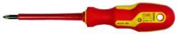 NAREX 833102 Šroubovák PH 2 ELEKTRO S-LINE-Hrot PH 2, dřk 6mm, délka dříku 100mm, rukojeť 100×34mm