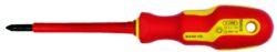 NAREX 833201 Šroubovák PZ 1 ELEKTRO S-LINE-Hrot PZ 1, dřík 4.5mm, délka dříku 80mm, rukojeť 90×29mm