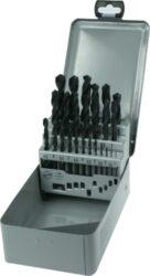 NAREX 00617171 Sada vrtáků HSS 25dílná-Sada obsahuje vrtáky o průměru 1 - 13mm po 0,5mm