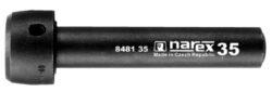 NAREX 848116 Výsečník tyčový D16mm-Výsečník tyčový s hlavicí D 16mm