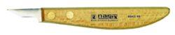 NAREX 894310 Nůž řezbářský zapichovací malý-Nůž řezbářský zapichovací WOOD LINE STANDARD