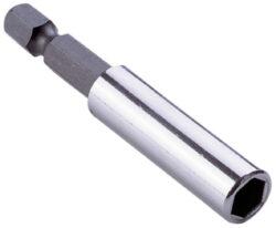NAREX 777995 Držák bitů magnetický BASIC-Magnet BASIC - Magnetický držák nástavců/bitů 1/4 E6.3/C6.3 délka 51 mm