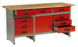 MARS 5805 Stůl pracovní 175x60x84cm-Pracovní stůl 170x60x84