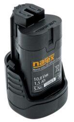 NAREX 00764436 10,8V 1,5Ah Li-ion AP 10 LE-Akumulátor 10,8V 1,5Ah Li-ion AP 10 LE