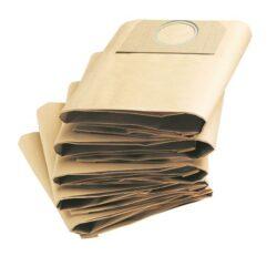 LOBSTER 660037 Sáčky pro NAREX / MAKITA VYS 21-01/VC2012L 5ks-Filtrační sáčky papírové pro NAREX typ VYS 21-01 / MAKITA typ VC2010L, VC2012L