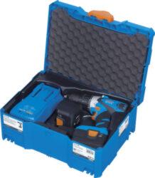 NAREX 65403948 Akušroubovák příklepový 18V 4,0Ah Li-Ion ASP 18-2A sys T-Loc-Akušroubovák příklepový 18V 4,0Ah Li-Ion sys T-Loc