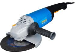 NAREX 65404598 EBU 230-26 Bruska úhlová 230mm 2600W-Silná úhlová bruska 230mm REALPOWER s všestranným použitím, 2600 W.