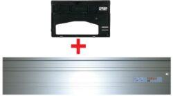 NAREX 647664 + 647674 Set pro EPK vodící lišta GR 1500 s adaptérem AD-GR