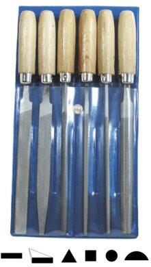 AJAX 286202921025 Sada pilníků klíčových 100/2P(0200794)