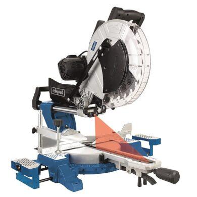 SCHEPPACH 5901218901 Pila pokosová s laserem 2000W 305mm HM 140 L(7796893)
