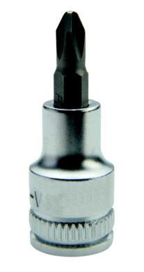 """NAREX 443001252 Hlavice 1/4"""" zástrčná PZ2(7901014)"""