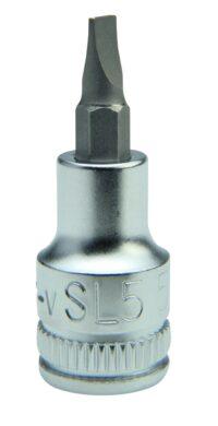 """NAREX 443001250 Hlavice 1/4"""" zástrčná SL7(7901019)"""