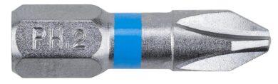 NAREX 65404449 Bit PH2x25mm Blue (20ks) SUPERLOCK(7911616)