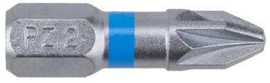 NAREX 65404455 Bit PZ2x25mm Blue (20ks) SUPERLOCK(7911619)