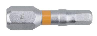 NAREX 65404471 Bit imbus H4x25mm Orange (2ks)(7911627)