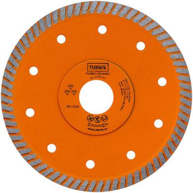 NAREX 65405147 Kotouč řezný diamantový 125mm TURBO CERAMIC(7913289)