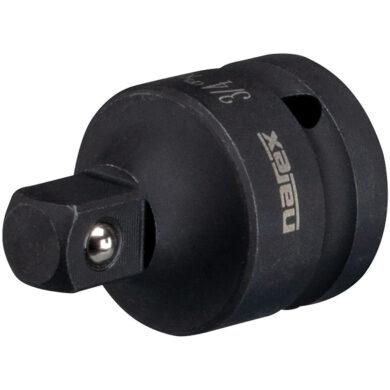 """NAREX 65405340 Přechodový adaptér z čtyřhran 3/4"""" na čtyřhran 1/2"""" AD S34/S12(7915133)"""