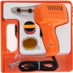 NUBA ETP4 Pájka elektrická 75W; v kufru; upnutí šroubem (T-K-75W)-Pájka elektrická 75W; v kufru; upnutí šroubem