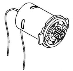 NAREX 00630883 Motor ASV 12 E-Motor pro ASV 10 E, ASV 12 EA, ASV 14 E, ASV 14 EA