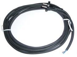 NAREX 621818 Pohyblivý přívod H05 VV-F EURO-Přívodní kabel pro: EV 8, EV 10-2H3, EV 13 C-2, EV 13 C-2H3, EV 13 D-2H3, EV 13 E-2H3, EV 13 E-H3, EV 13 F-H3, EVP 10-2H3, EVP 13 C-2, EVP 13 C-2H3, EVP 13 C-H3, EVP 13 D-2H3, EVP 13 E-2H3, EVP 13-2 R70, EVP 13 E-H3, ESR 20-5, EBP 65, EBP 65-E3,