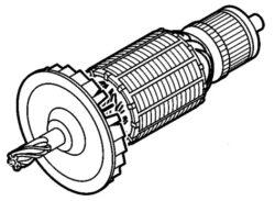 NAREX 66406506 Rotor EBU 15 B-Rotor pro EBU 15 B, EBU 15 D