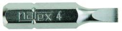 NAREX 807183 Bit PL 1,0x6 25mm