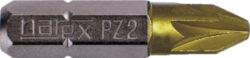 NAREX 830380 Bit PZ0 25mm TIN