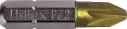 NAREX 830382 Bit PZ2 25mm TIN