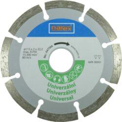 NAREX 00647566 Kotouč diamantový 115 universal-Diamantový řezný kotouč 115mm - universal, Narex