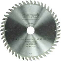 NAREX 00647479 Kotouč pilový HW 160x2,5x20 48WZ Super Cut-Pilový kotouč SUPER CUT
