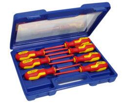 Sada šroubováků LP/PH 1000V S-LINE NAREX 862351-Sada šroubováků 7-dílná, plochý + PHILLIPS, do 1000V, S-LINE, NAREX
