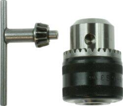 NAREX 00614352 Sklíčidlo zubové s kličkou 3-16mm-sklíčidlo zubové s kličkou pro vrtáky se stopkou 3-16mm , závit 5/8 - 16 UNF