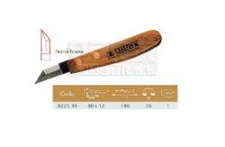 NAREX 822530 Nůž řezbářský vrubořezný-Nůž řezbářský vrubořezový