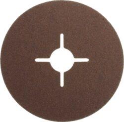 NAREX 65403800 Fíbrový brus 115mm P60 /00614386/-Fíbrový brusný kotouč 115mm na kov a dřevo, Narex