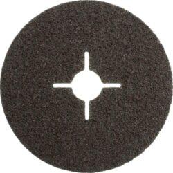 NAREX 65403803 Fíbrový brus 125mm P24 /00614388/-Fíbrový brusný kotouč 125mm na kov a dřevo, Narex