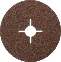 NAREX 65403804 Fíbrový brus 125mm P36 /00614389/-Fíbrový brusný kotouč 125mm na kov a dřevo, Narex