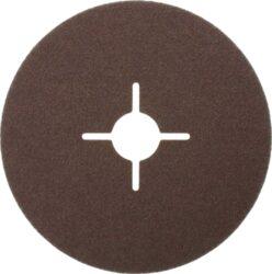 NAREX 65403808 Fíbrový brus 150mm P24 /00614393/-Fíbrový brusný kotouč 150mm na kov a dřevo, Narex