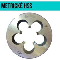 Očko závitové HSS M1,2 ČSN223210 BUČOVICE 240012-Závitová kruhová čelist, HSS, 6g, 223210, M1,2