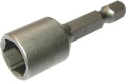 """NAREX 838613 Šroubovací nástavec 13mm 6HR-1/4""""-Nástavec bitový 1/4 s hlavicí 10mm, délka 45mm"""