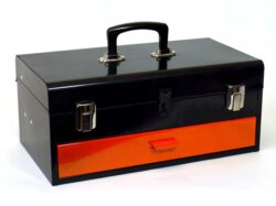 MARS 6080 Skříňka na nářadí přenosná 1 zásuvka  450x275x225mm                   -Skříňka na nářadí přenosná 1 zásuvka  450x275x225mm