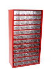 MARS 6750 Skříňka na nářadí 60M červená