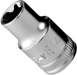 """NAREX 443001144 Hlavice 1/2"""" nástrčná TORX E20-Hlavice 1/2 nástrčná TORX E20"""