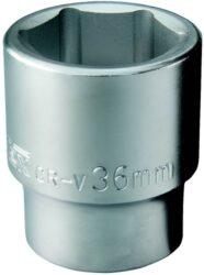 """NAREX 443001192 Hlavice 3/4"""" nástrčná 6hran 19mm-Hlavice 3/4 nástrčná 6hran 19mm"""