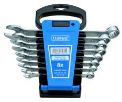 NAREX 443100585 Sada klíčů 8dílná očkoplochých plast. držák-Sada klíčů 8dílná očkoplochých plast. držák